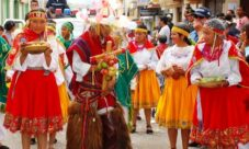 Costumbres y tradiciones de Ecuador