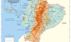 Principales ríos de Ecuador